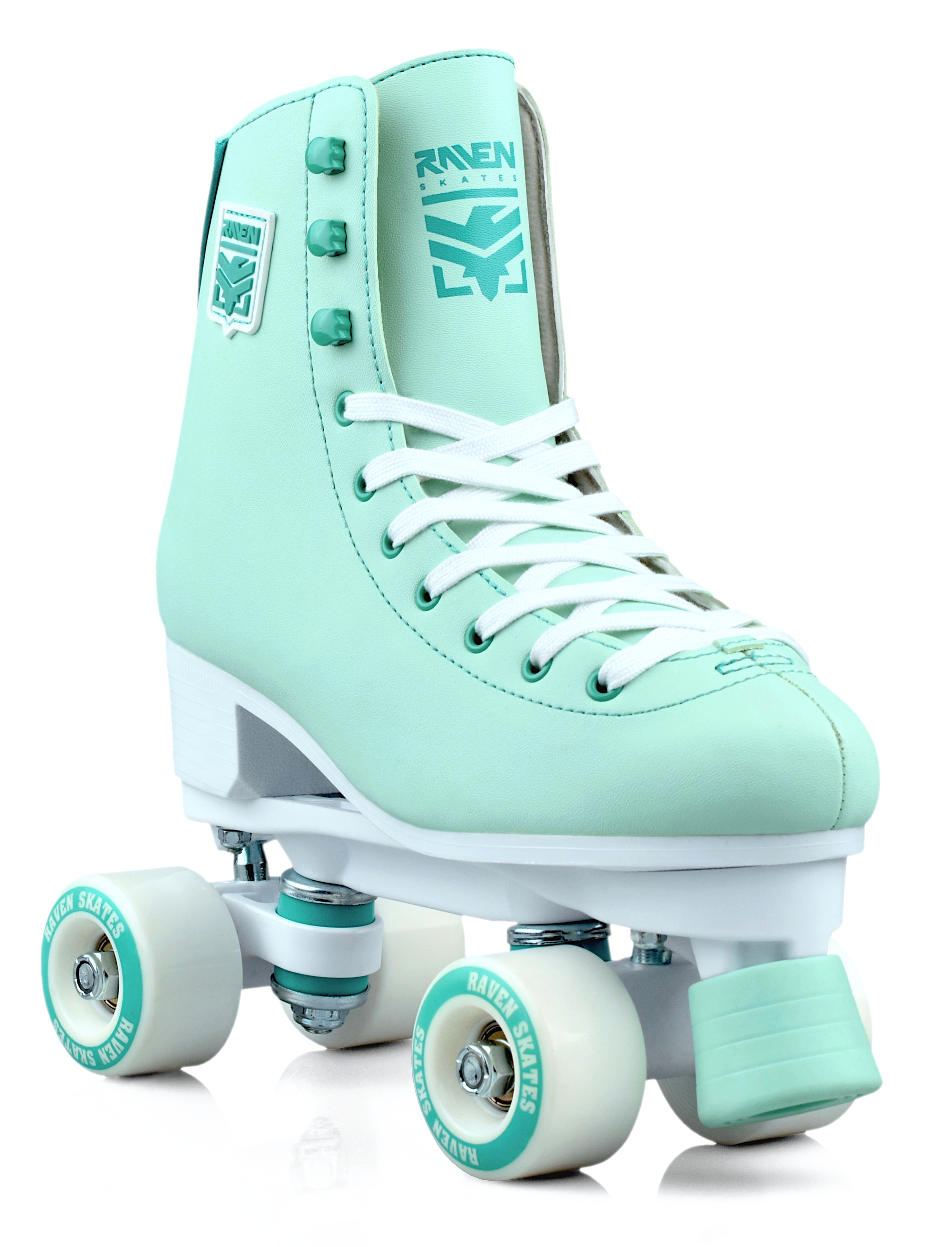 verschiedenes Design Kaufen Sie Authentic Geschicktes Design Details zu Rollschuhe Roller Skates Rollerskates Raven Elle Mint 2019 - Neu!
